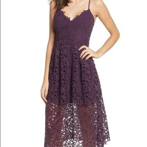 ASTR the label midi dress